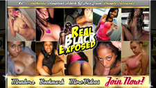 Real Black exposed the top converting site we have